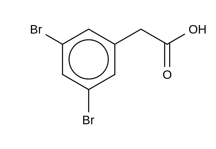 3,5-Dibromophenylacetic Acid