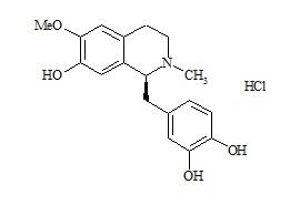 (S)-3'-Hydroxy coclaurine hydrochloride