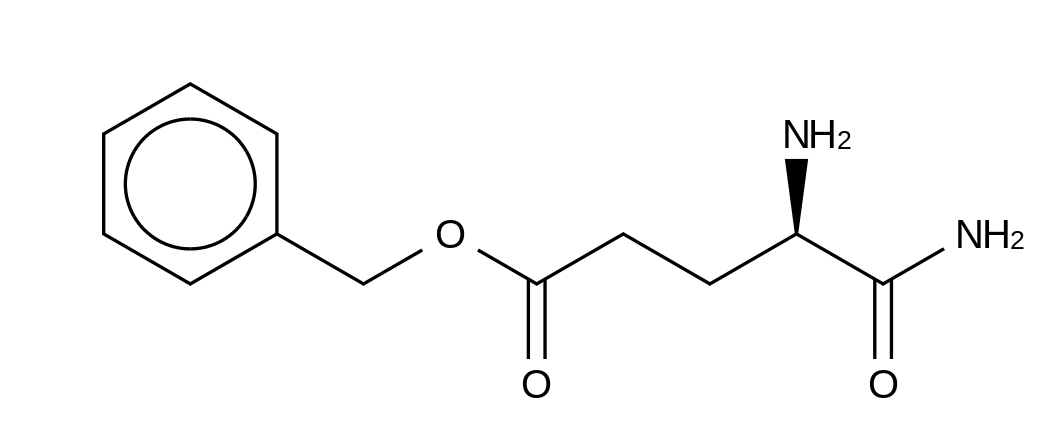 D-Isoglutamine Benzyl Ester HCl
