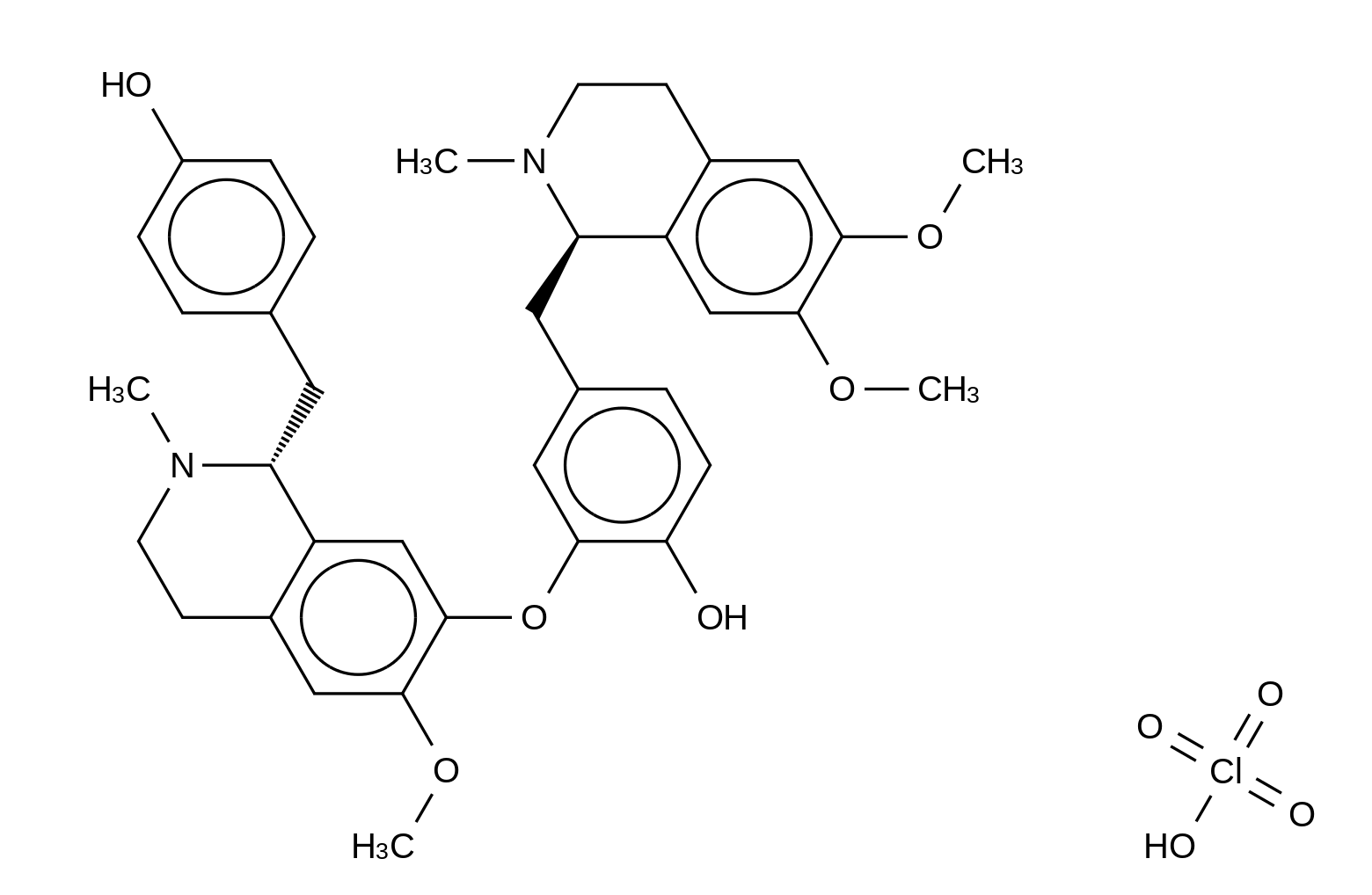 Liensinine Perchlorate