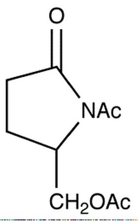 5-Acetoxymethyl-N-acetyl-2-pyrrolidinone