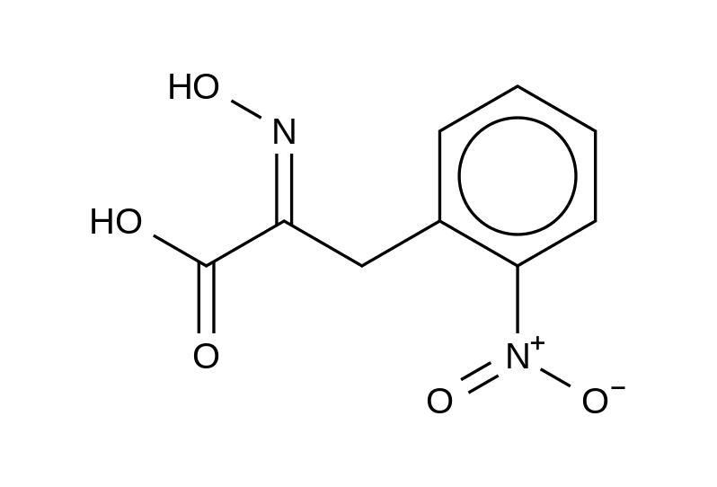 (o-Nitrophenyl)pyruvic Acid 2-Oxime