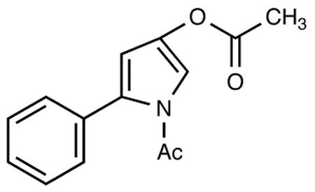 N-Acetyl-3-acetoxy-5-phenylpyrrole