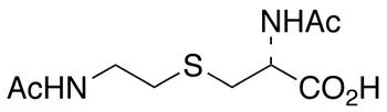 N-Acetyl-S-(2-acetylaminoethyl)-L-cysteine