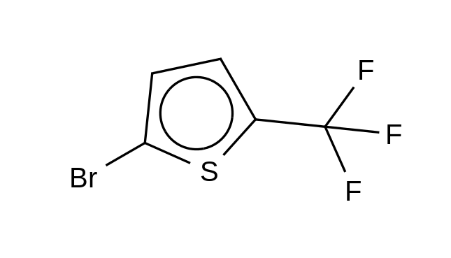 2-Bromo-5-(trifluoromethyl)thiophene