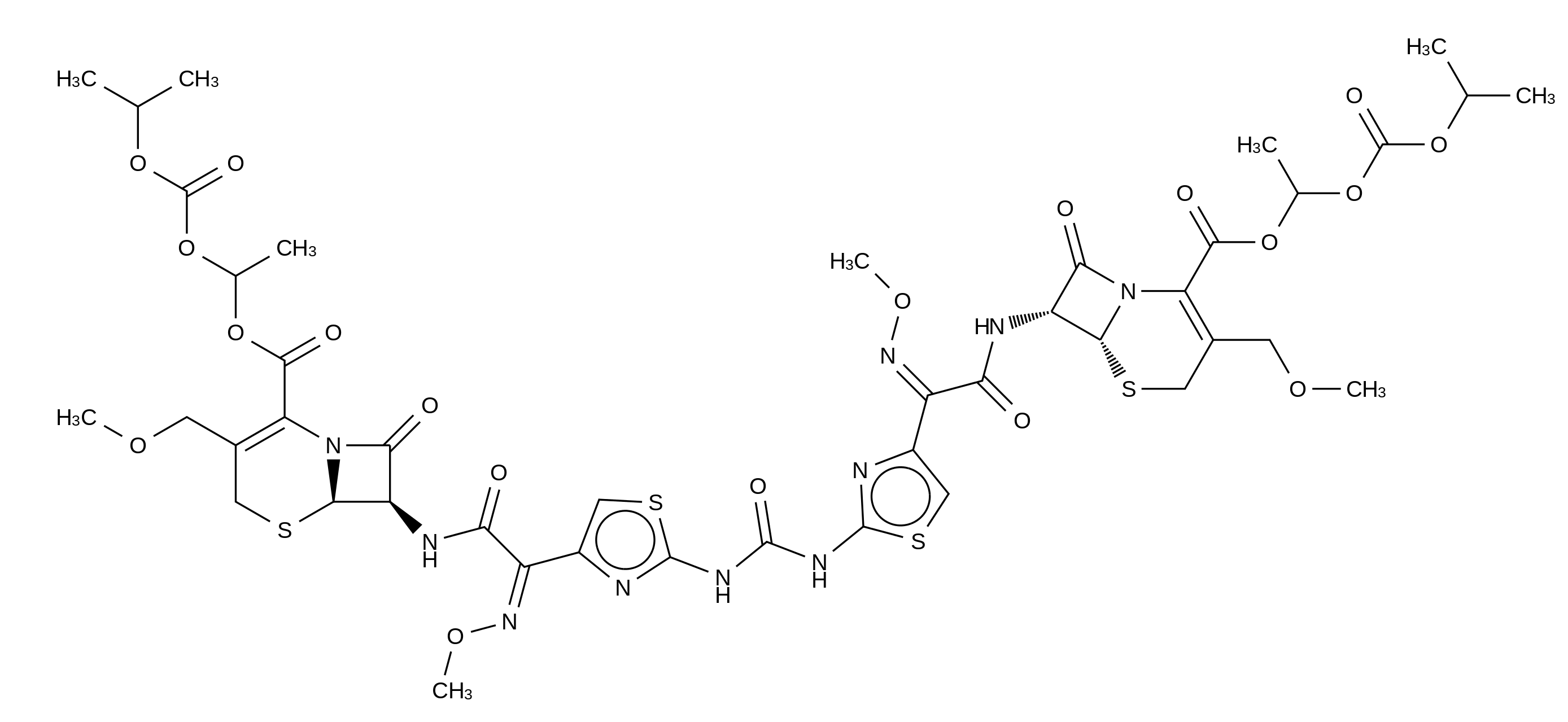 Cefpodoxime Proxetil Dimer Impurity 1