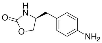 (S)-4-(4-Aminobenzyl)-2-(1H)-oxazolidinone