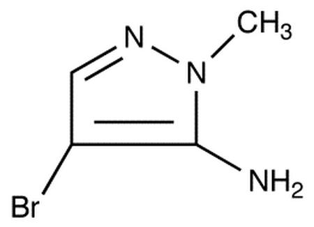 3-Amino-4-bromo-2-methylpyrazole
