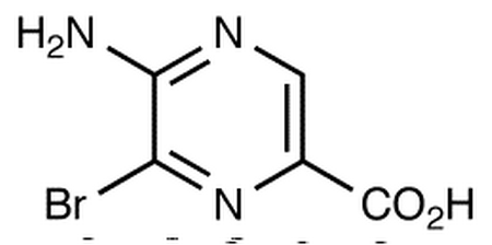 2-Amino-3-bromopyrazine-5-carboxylic Acid