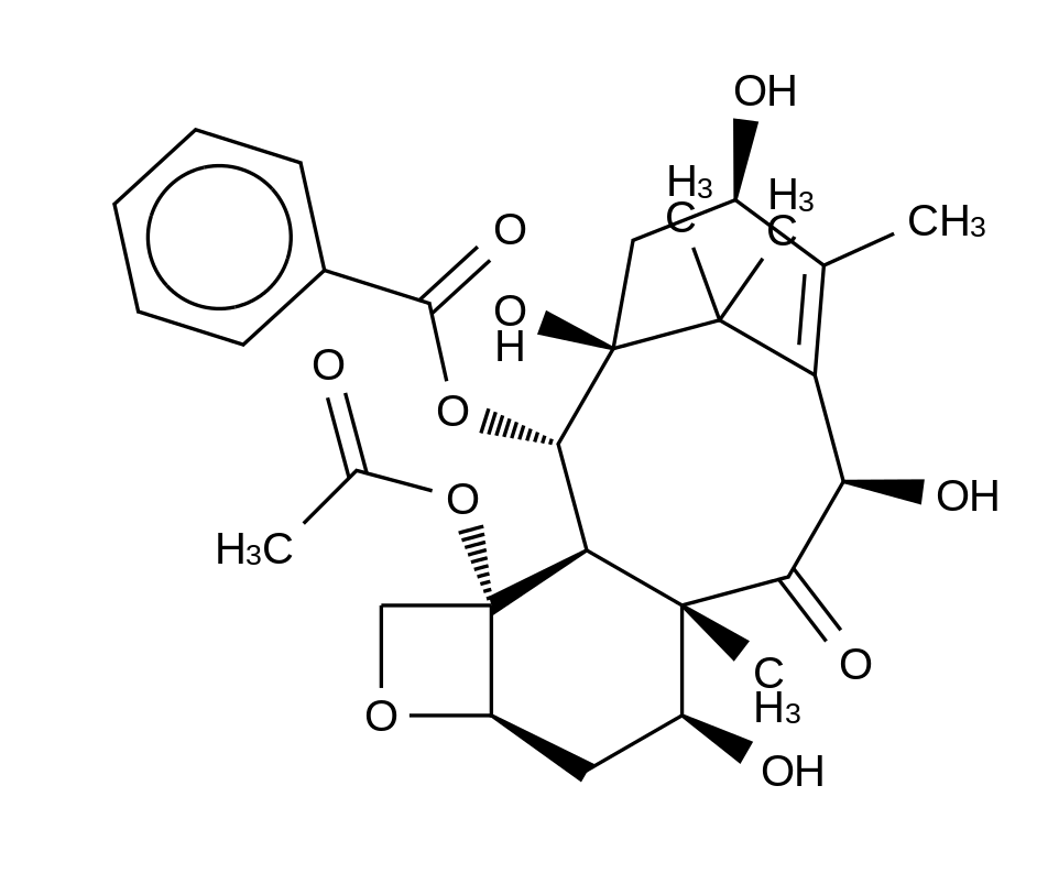 13-epi-10-Deacetyl Baccatin III