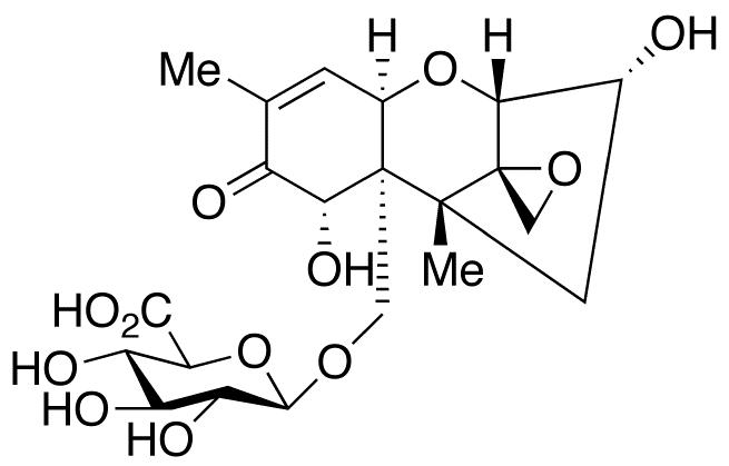Deoxynivalenol 15-glucuronide