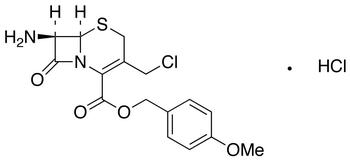 7-Amino-3 chloromethyl-3-cephem-4-carboxylic Acid p-Methoxybenzyl Ester HCl