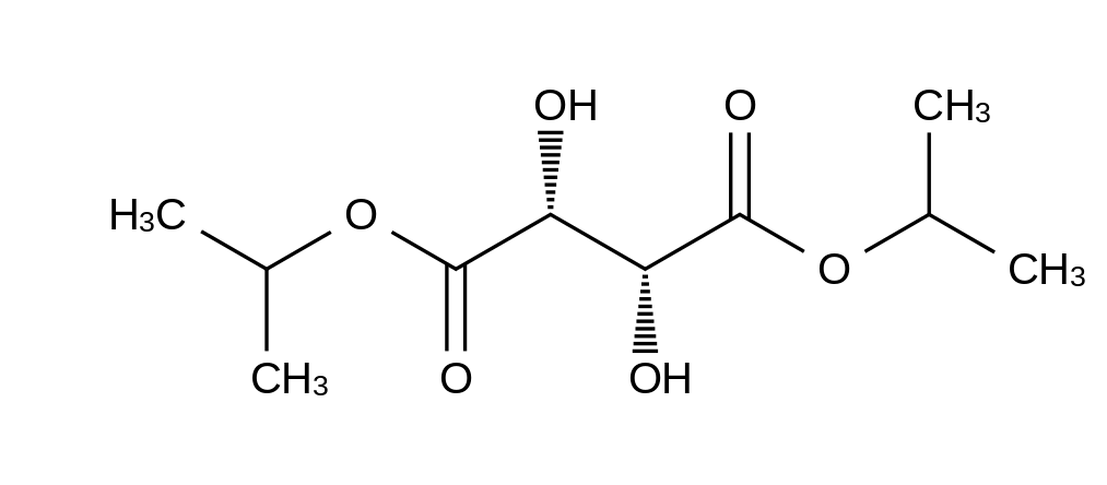 (+)-Diisopropyl L-Tartrate