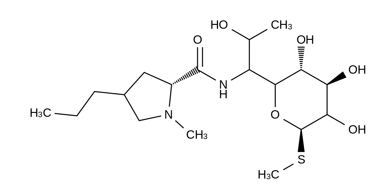 7-Epi Lincomycin HCl Salt
