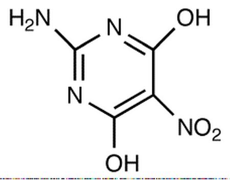 2-Amino-4,6-dihydroxy-5-nitropyrimidine