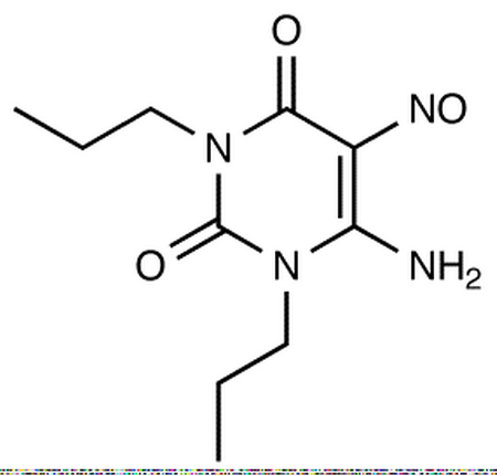 6-Amino-1,3-dipropyl-5-nitrosouracil