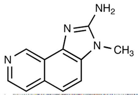 2-Amino-3-methyl-3H-imidazo[4,5-H]isoquinoline
