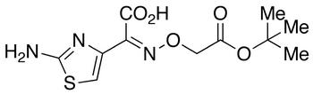 (Z)-2-(2-Aminothiazol-4-yl)-2-(tert-butoxycarbonylmethoxyimino)acetic Acid