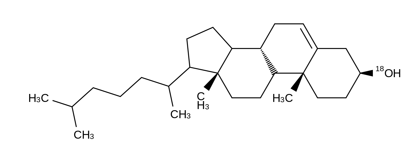 Cholesterol-3-18O