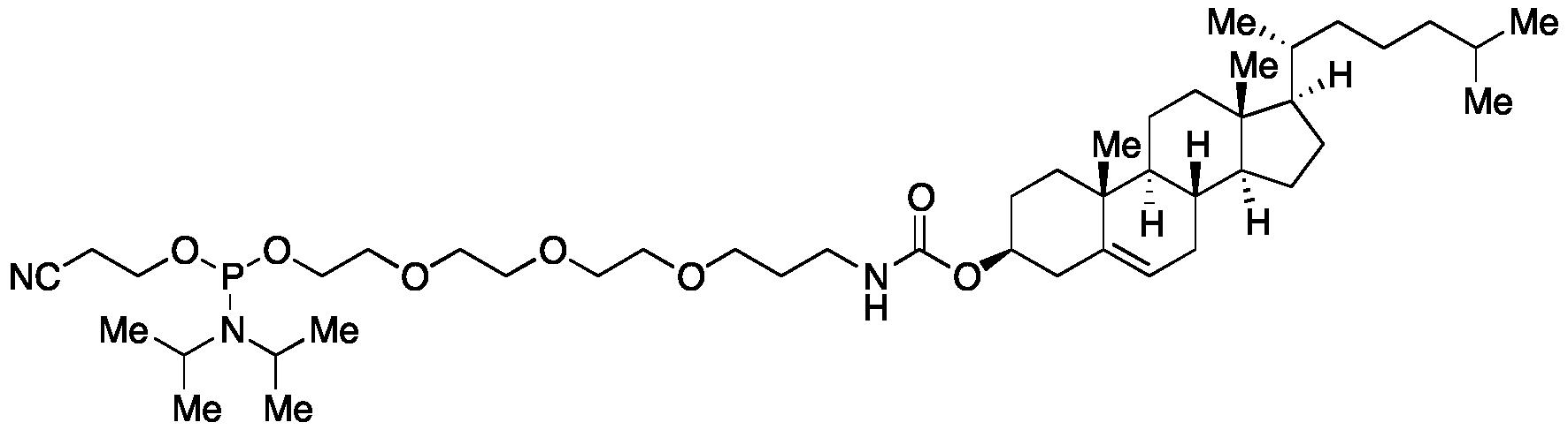 5'-Cholesteryl-TEG phosphoramidite