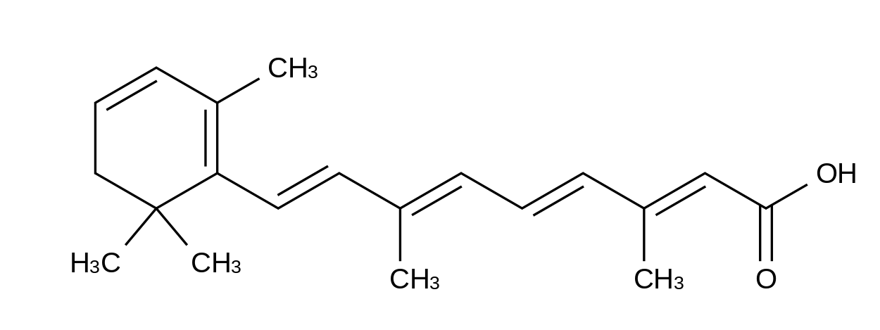 all-trans-3,4-Didehydro Retinoic Acid