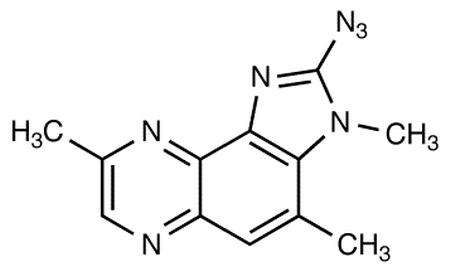2-Azido-3,4,8-trimethyl-3H-imidazo[4,5-f]quinoxaline