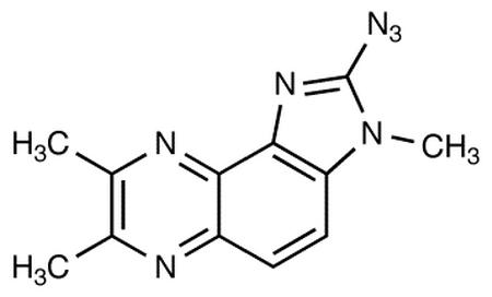 2-Azido-3,7,8-trimethyl-3H-imidazo[4,5-f]quinoxaline
