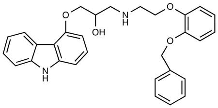 (S)-(-)-O-Benzyl-O-desmethylcarvedilol