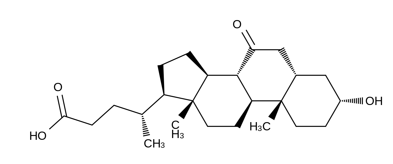 Nutriacholic Acid
