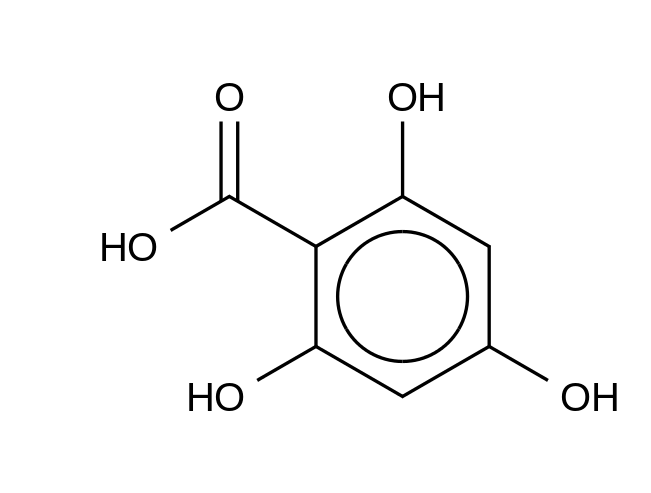 2,4,6-Trihydroxybenzoic Acid