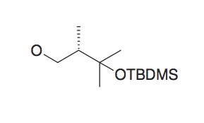 3-(tert-Butyl-dimethyl-silanyloxy)-2S,3-dimethyl-butan-1-ol