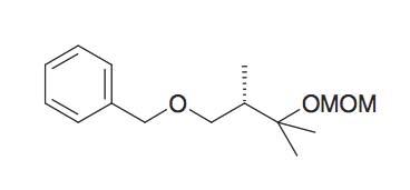 (3-Methoxymethoxy-2S,3-dimethyl-butoxymethyl)-benzene