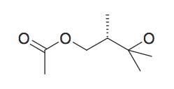 Acetic acid 3-hydroxy-2S,3-dimethyl-butyl ester
