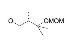 3-Methoxymethoxy-2S,3-dimethyl-butan-1-ol