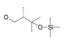 2S,3-Dimethyl-3-trimethylsilanyloxy-butan-1-ol