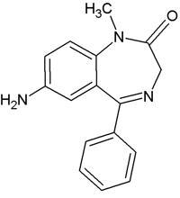 7-Aminonimetazepam,100 ug/mL in Acetonitrile