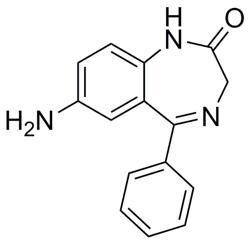 7-Aminonitrazepam (100 ug/mL in Acetonitrile)