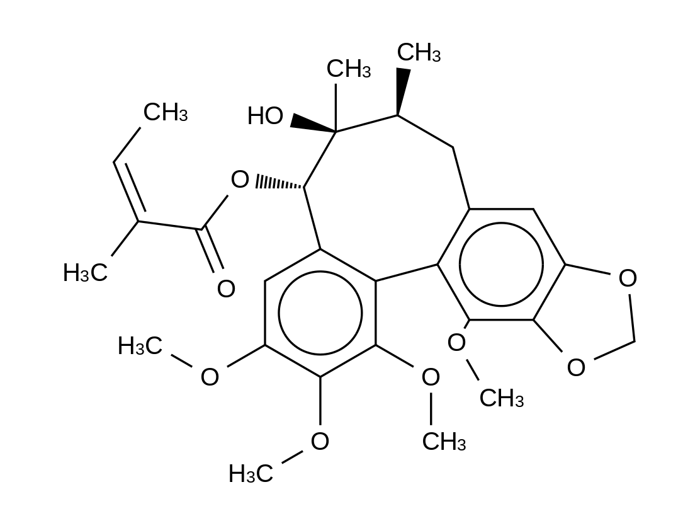 Schisantherin B