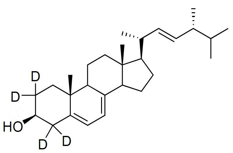 Ergosterol-d4