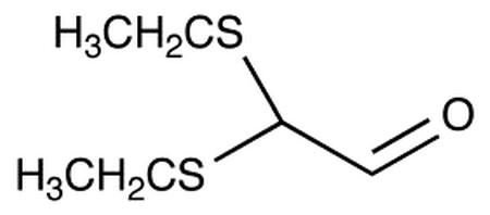 2,2-Bis(ethylthio)acetaldehyde