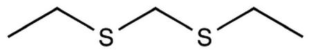 Bis(ethylthio)methane