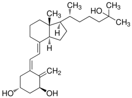 1α,25-Dihydroxy Vitamin D3, 50 ug/mL in ethanol