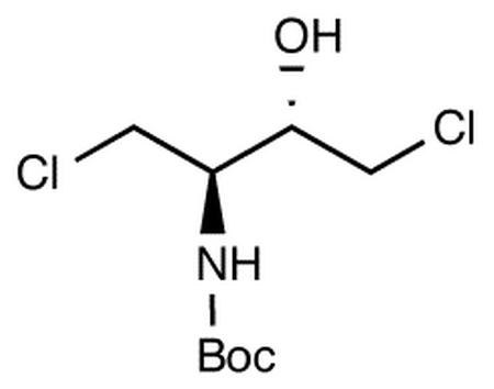 2R-(t-Boc)amino-1,4-dichloro-3S-hydroxybutane