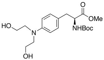 N-Boc-4-[bis(2-hydroxyethyl)amino]-L-phenylalanine Methyl Ester
