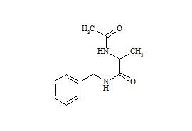 2-Acetamido-N-Benzyl-2-Methylacetamide