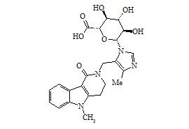 Alosetron N-glucuronide