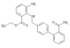 Azilsartan impurity F