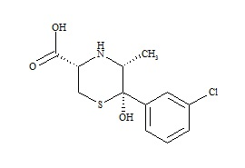 (3S,5R,6R)-Bupropion impurity