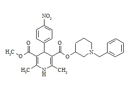 Benidipine impurity 9