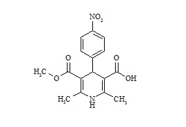 Benidipine impurity 12